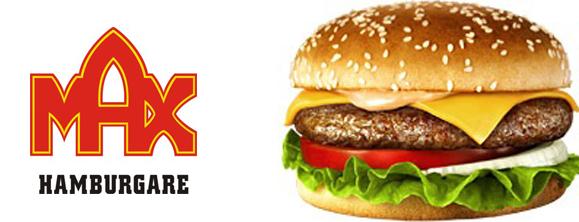 Max Hamburgerrestaurang