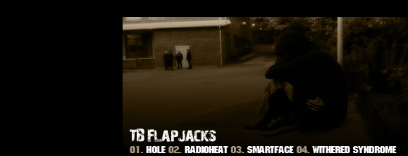 TB Flapjacks test 1