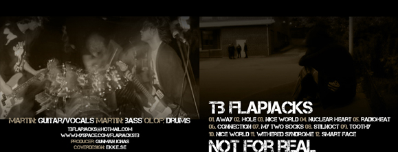 TB Flapjacks test 3